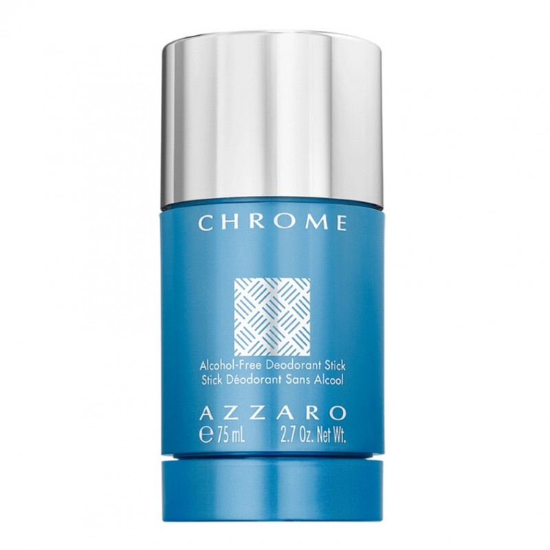 Дезодорант-антиперспирант Chrome  - 75ml Azzaro