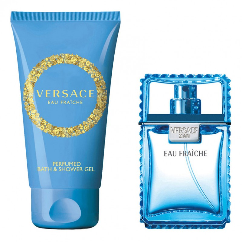 Набор  Eau Fraiche  Versace