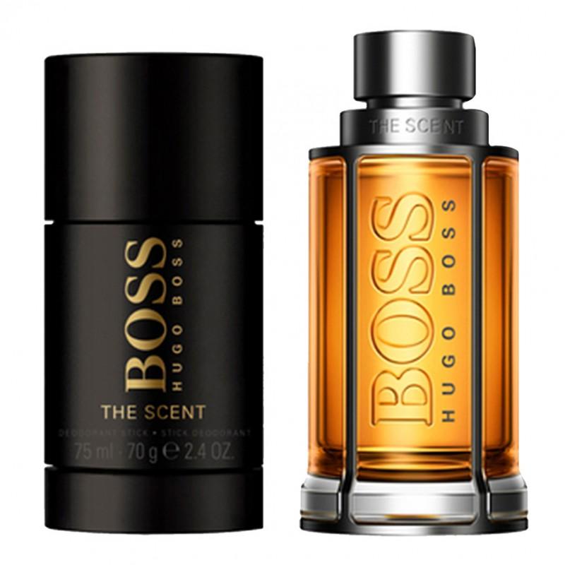 Мужской набор Boss The Scent