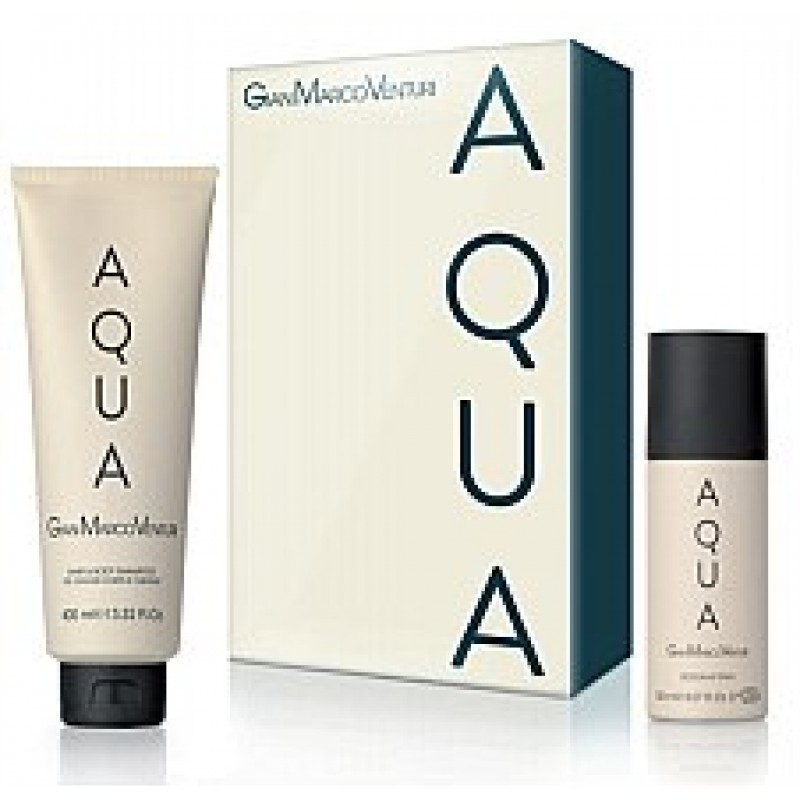 Aqua Man Набор (shm/400ml + deo/150ml)
