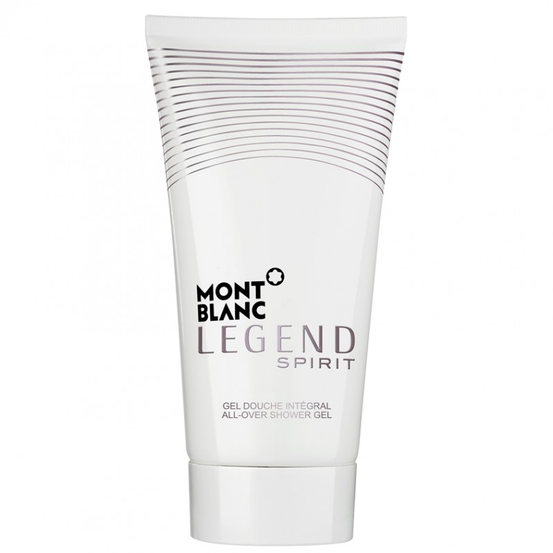 Гель для душа Legend Spirit  - 150ml Mont Blanc