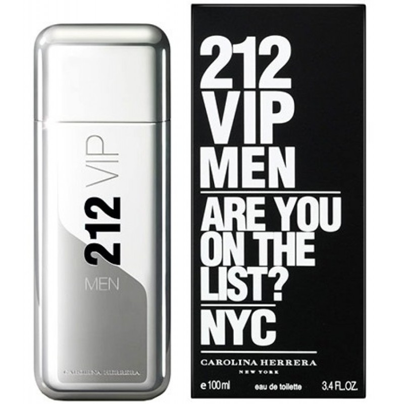 212 VIP Men Carolina Herrera