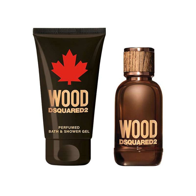 Набор Wood Pour Homme  Dsquared