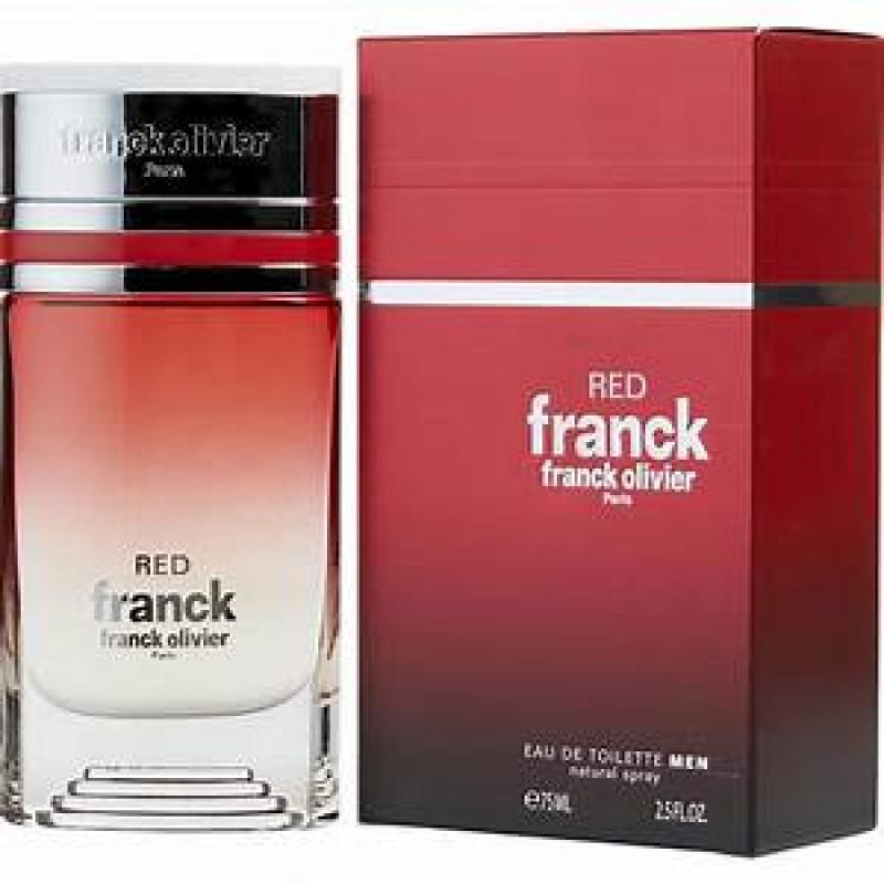 Franck Red Man