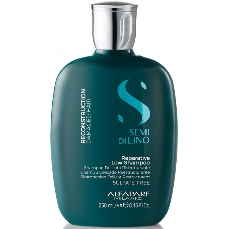 SDL Reconstruction Reparative Shampoo — Шампунь для реконструкции волос Alfaparf