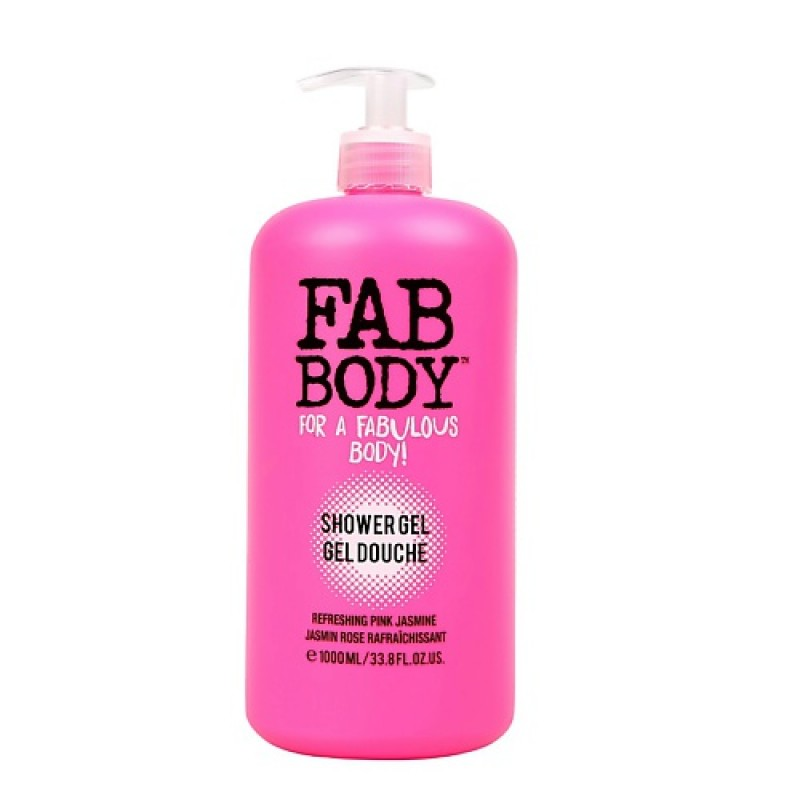 Гель для душа Fab Body Refreshing Pink Jasmine