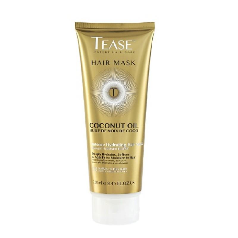 Маска для волос с кокосовым маслом Tease
