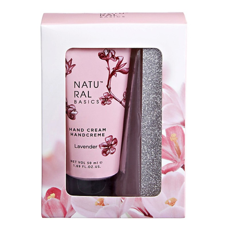 Набор Natural Basic Sweet Chai&Lavender hand care