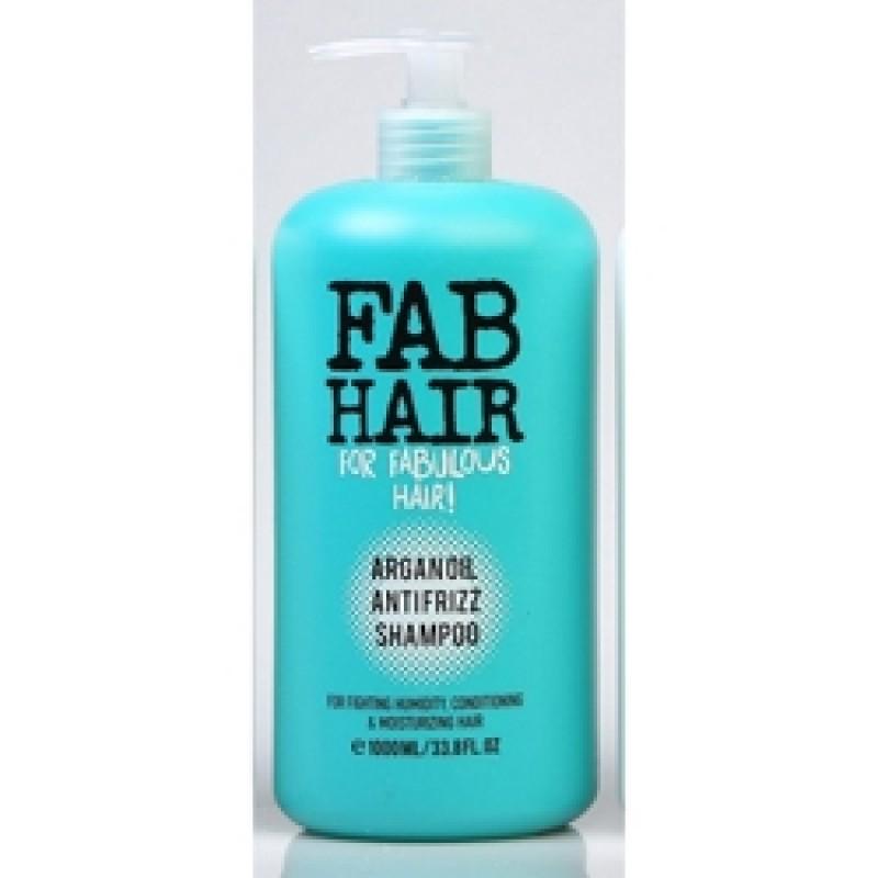 Шампунь для волос разглаживающий Argan Oil Anti Frizz