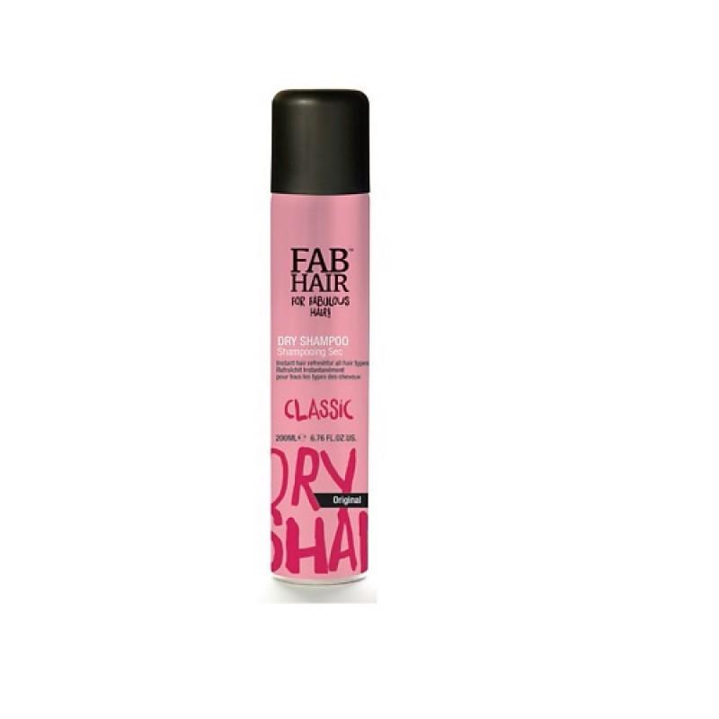 Сухой шампунь для волос Fab Hair Original