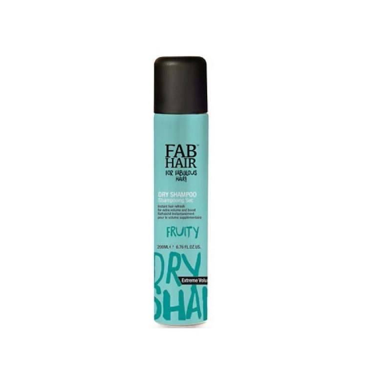 Сухой шампунь для волос Fab Hair Extreme Volume
