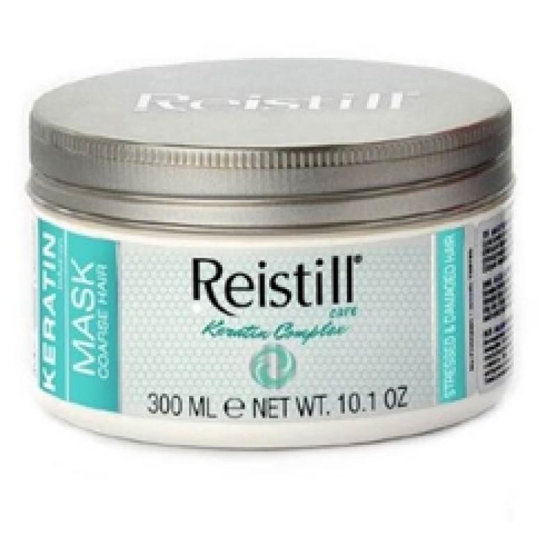 Восстанавливающая маска с кератином для тонких волос Reistell