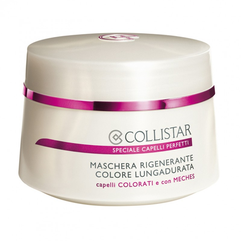 Восстанавливающая маска для окрашенных и осветленных волос  - 200ml Collistar