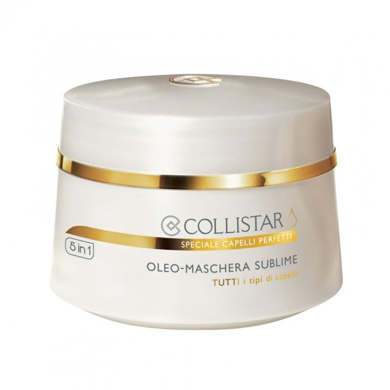 Маска для волос Sublime Oil  - 200ml Collistar