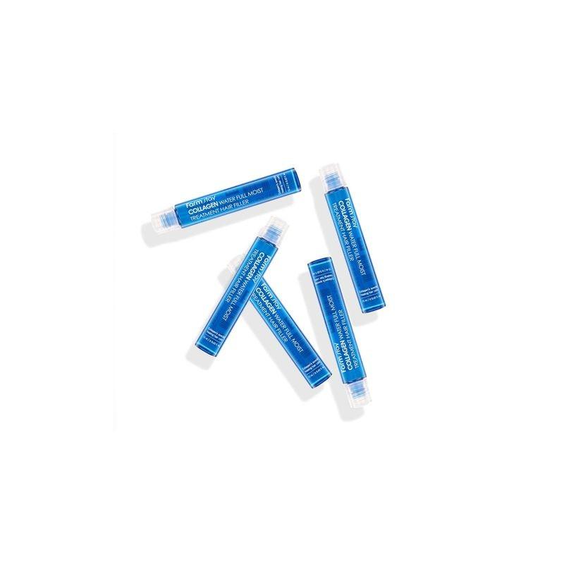 Увлажняющий филлер с коллагеном для волос Collagen Water Full  - 13ml FarmStay