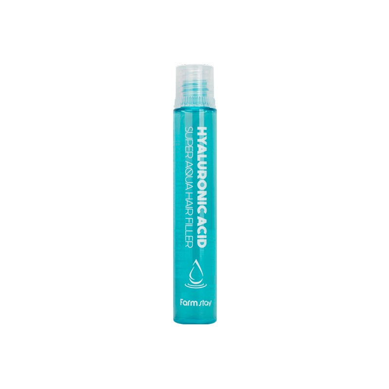 Питательный филлер для волос с гиалуроновой кислотой  - 13ml FarmStay