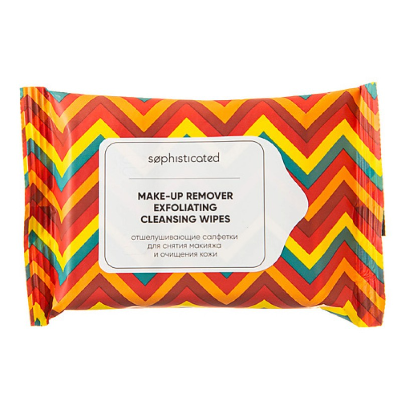Салфетки для снятия макияжа Line of wet wipes 10 шт.