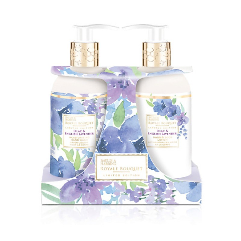 Набор Royale Bouquet Lilac&English Lavender 2 x 300 мл