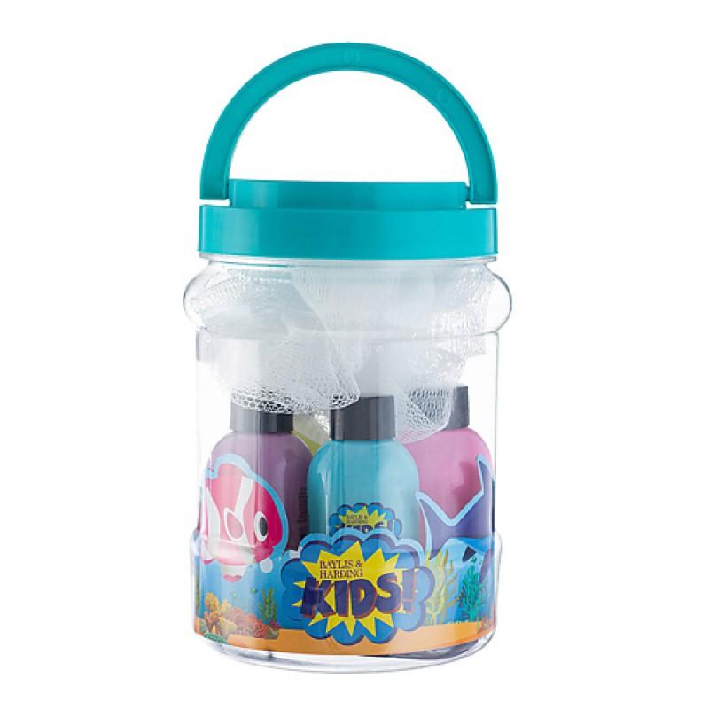 Детский набор Kids Jar 100 мл + 100 мл + 100 мл + 100 мл + 100 мл + 1 шт.