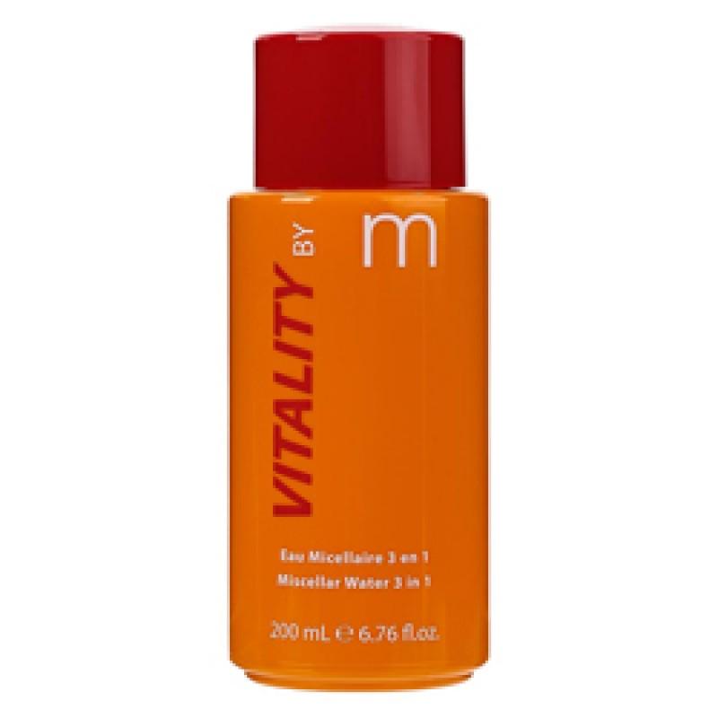 Мицеллярная вода 3 в 1 Vitality By M