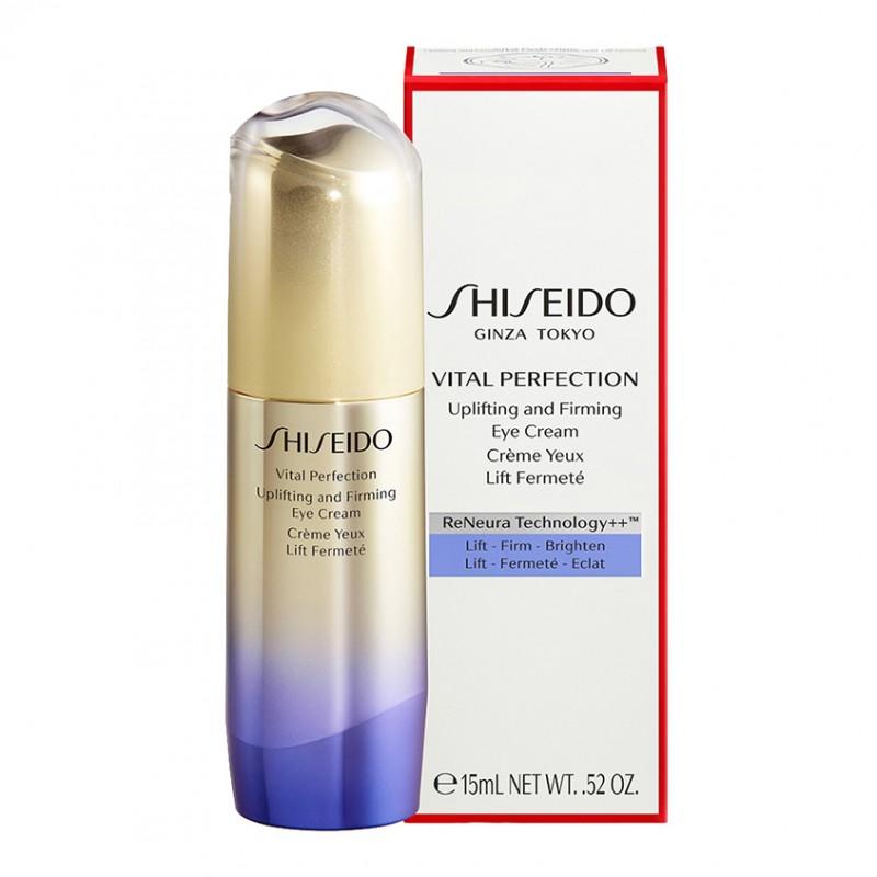Крем для контура глаз Vital Perfection  - 15ml Shiseido