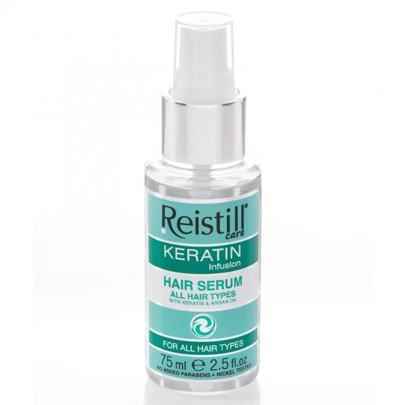 Сыворотка с кератином для восстановления и увлажнения волос