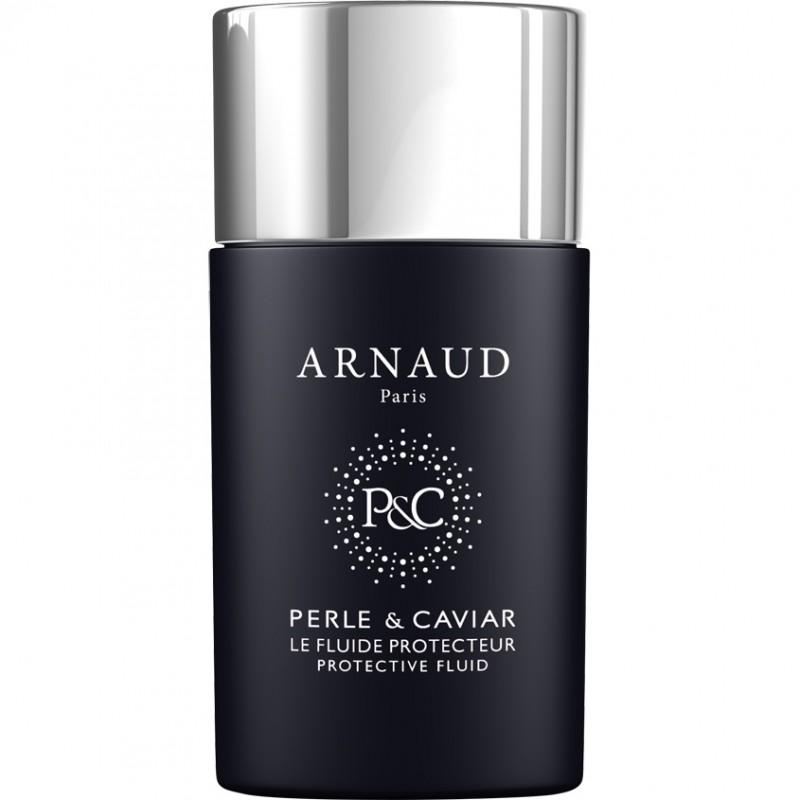 Флюид для лица защитный с экстрактом икры PERLE&CAVIAR Arnaud Paris