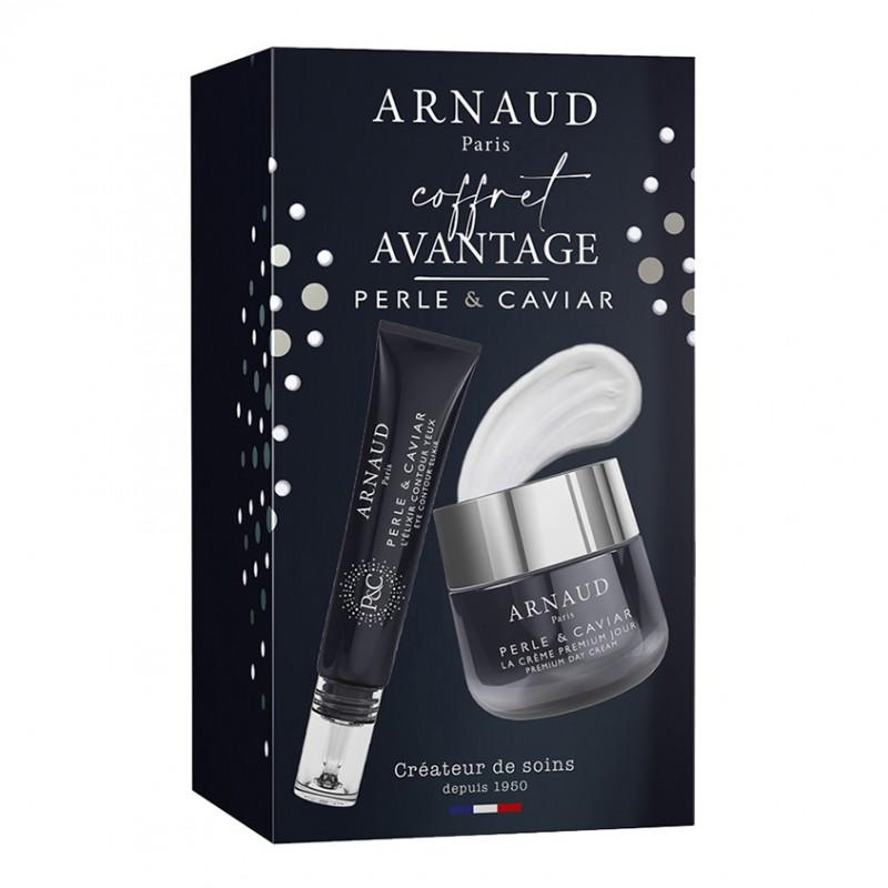 Набор с кремом для глаз Perle&Caviar  Arnaud Paris