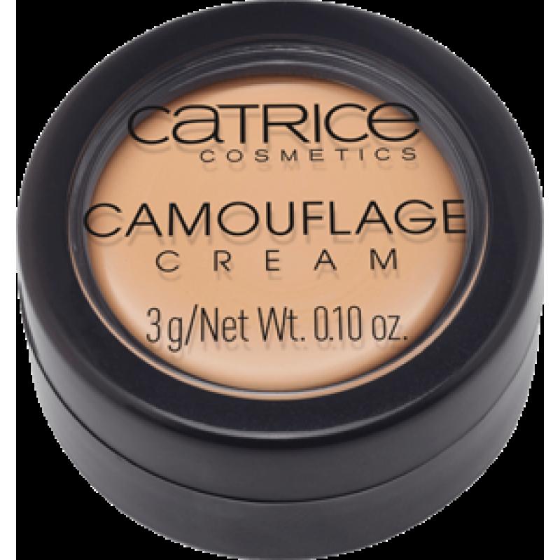 Камуфляжный крем  Camouflage Cream № 015 FAIR Catrice