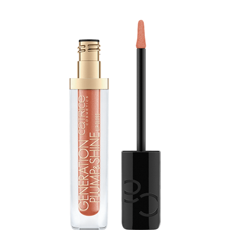 Блеск для губ Generation Plump & Shine Lip Gloss 100