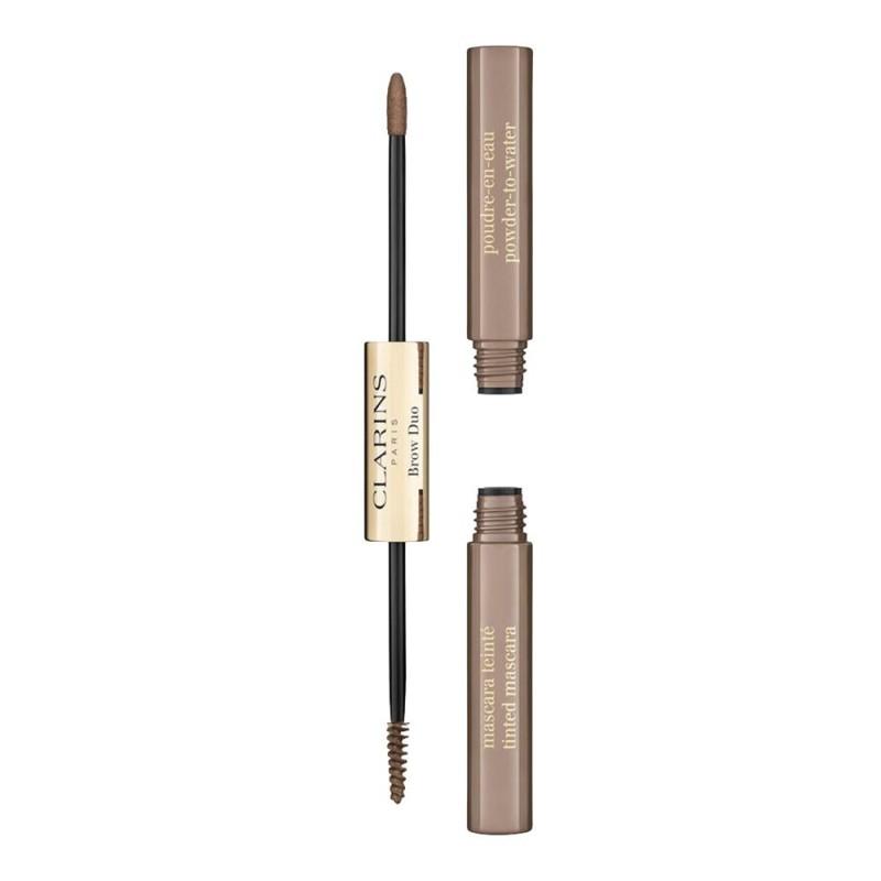 Карандаш для бровей Brow Duo 01  - 2ml Clarins