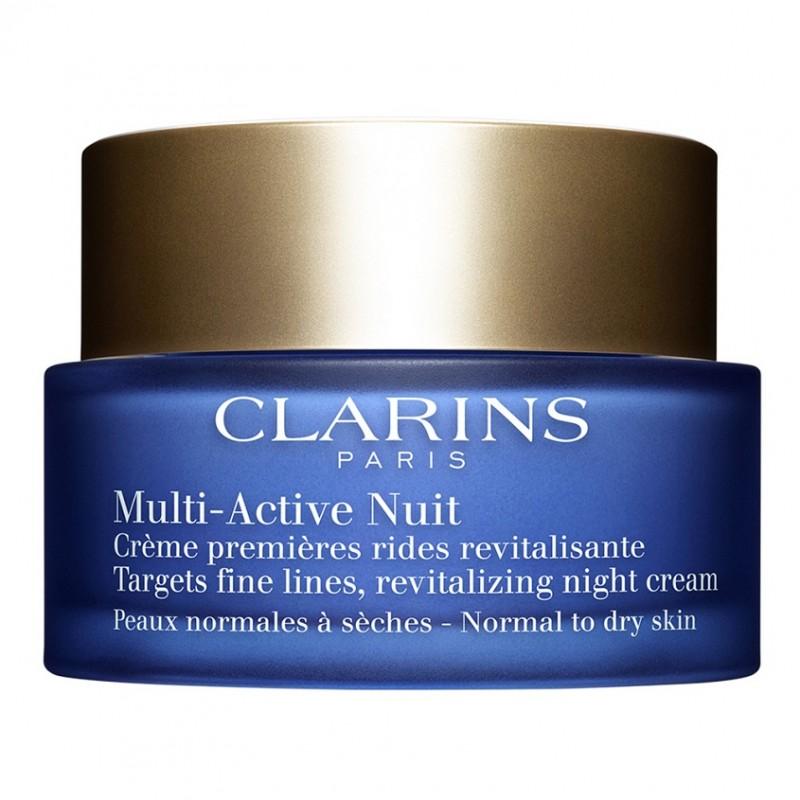 Ночной крем для нормальной и сухой кожи Multi-Active