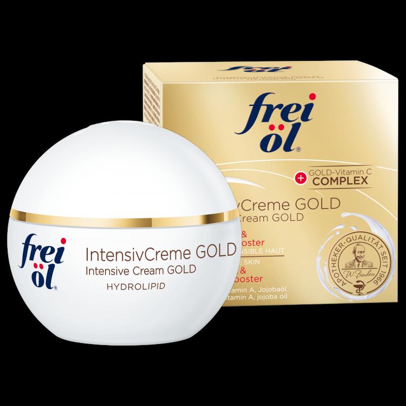 Интенсивный крем GOLD