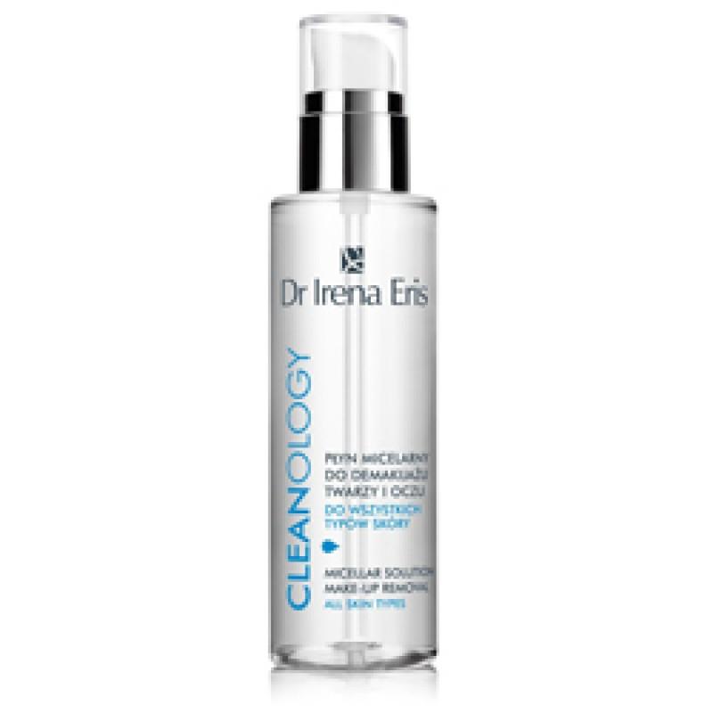 Жидкость для снятия макияжа с глаз и лица CLEANOLOGY