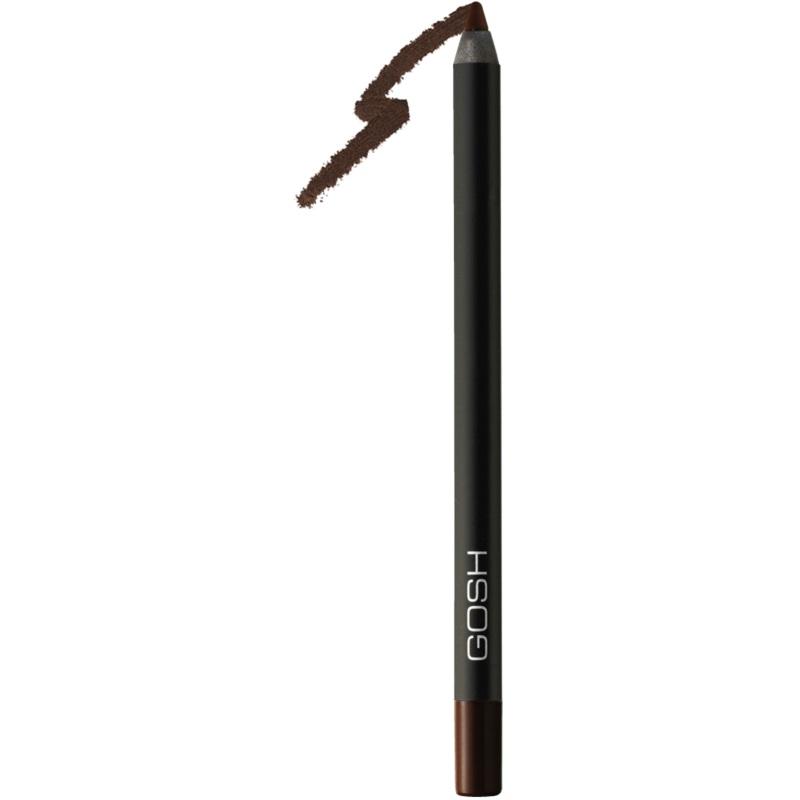 Карандаш для глаз Eye Pencil Waterproof Truly Brown