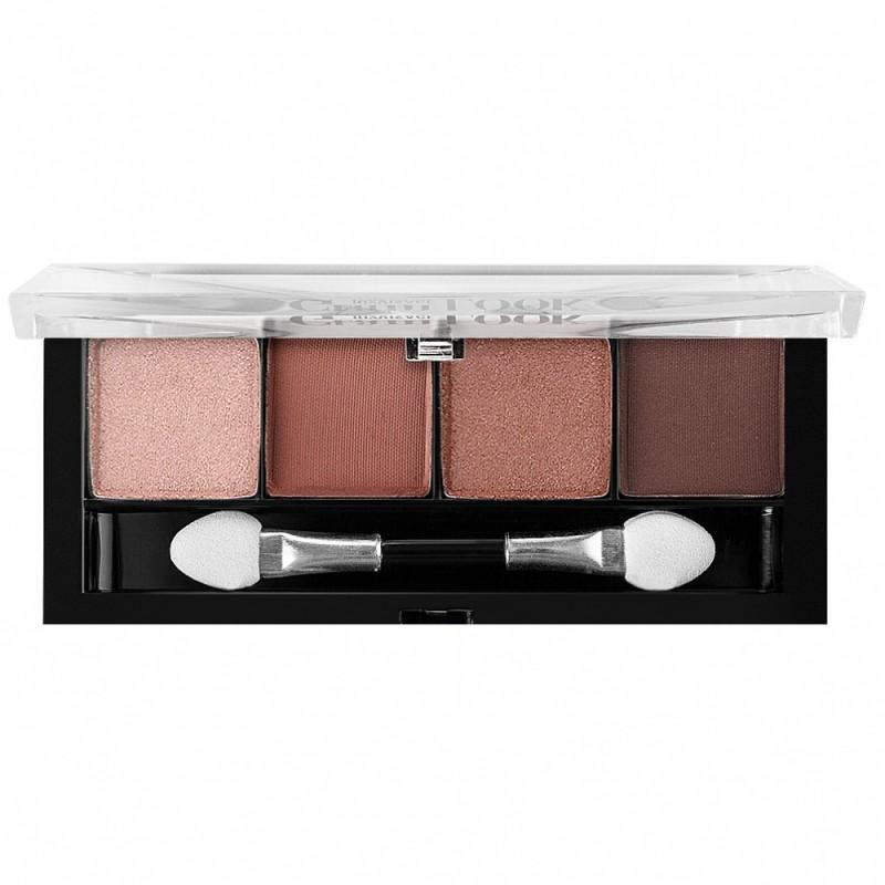 Матовые тени для век Glam Look 01  - 4ml LuxVisage