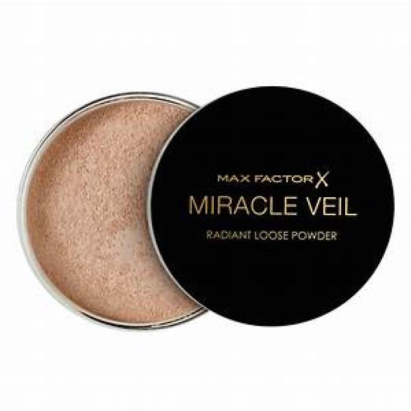 Рассыпчатая пудра Miracle Veil Loose Powder  - 4ml Max Factor
