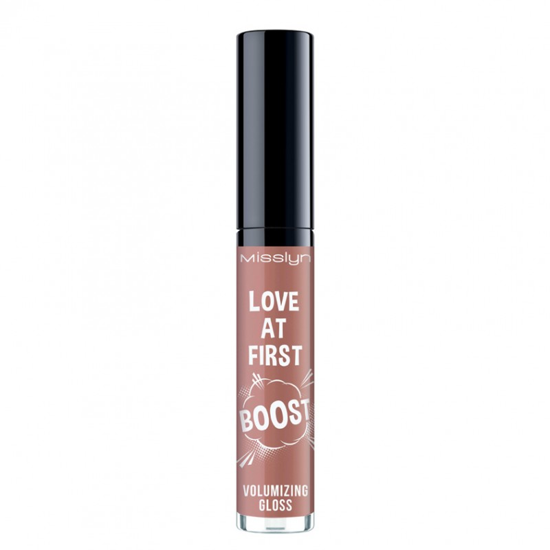 Блеск для губ с эффектом увеличения объема Love At First Boost 18
