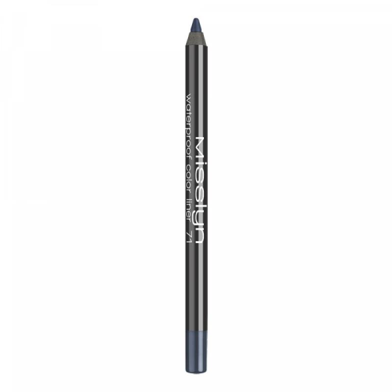 Водостойкий карандаш для глаз Waterproof Color Liner 71