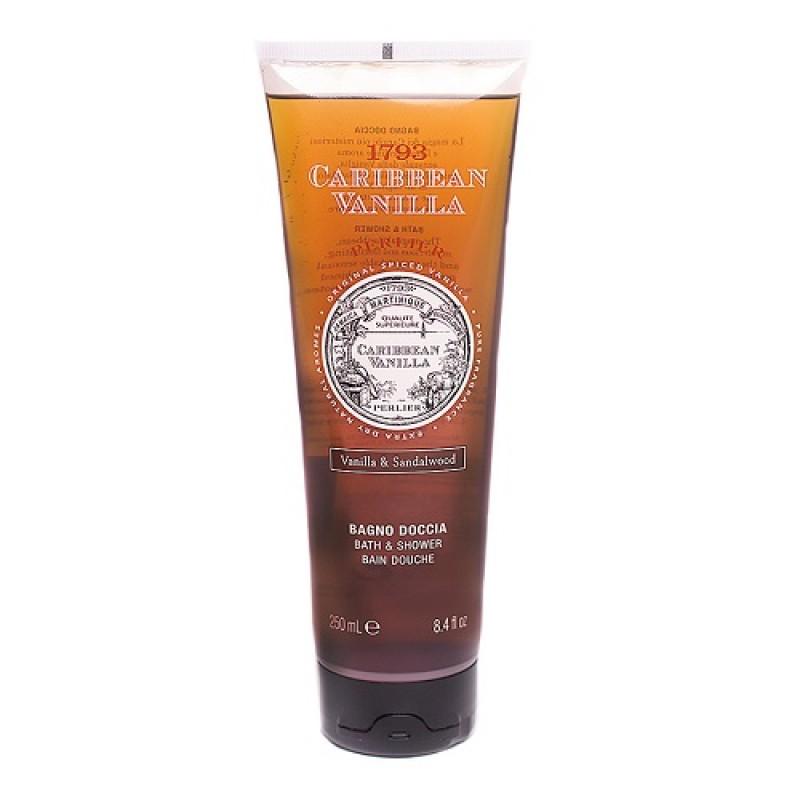 Крем-пена 2в1 Caribbean Vanilla
