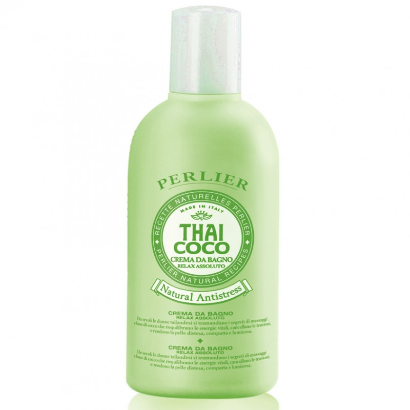 Расслабляющий крем для ванной Thai Coco
