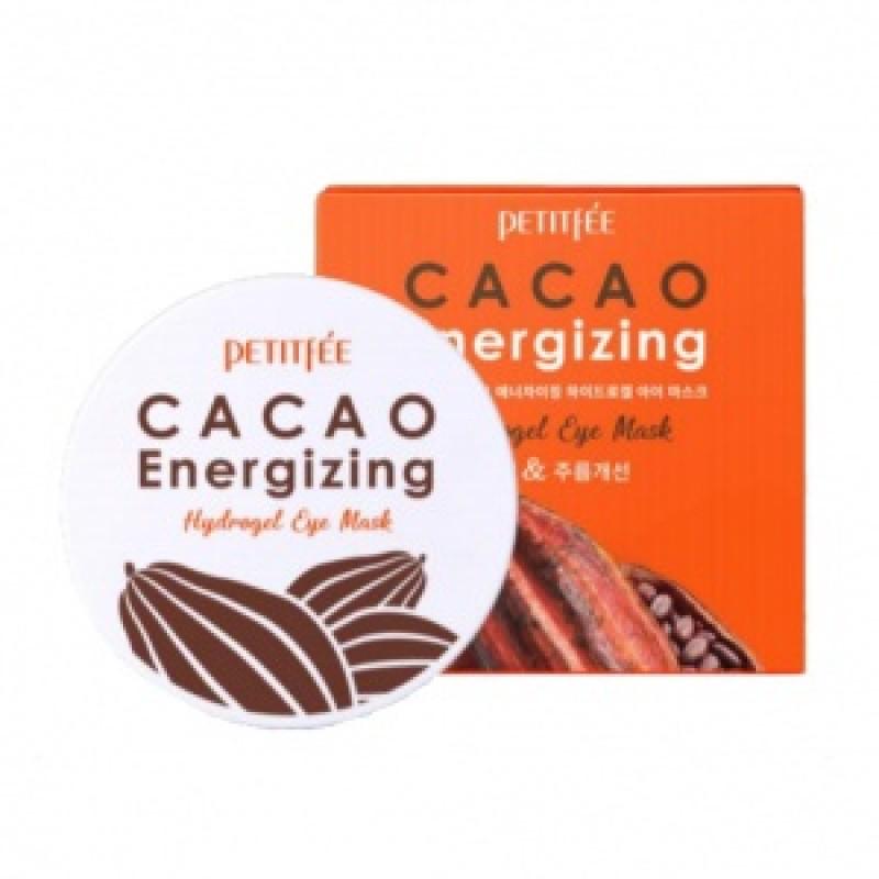 Гидрогелевые патчи для глаз с экстрактом какао Cacao Eye Mask
