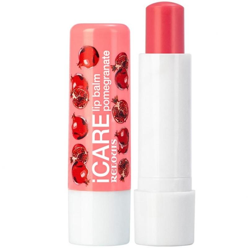 Бальзам-уход для губ iCARE lip balm(pomegranate)