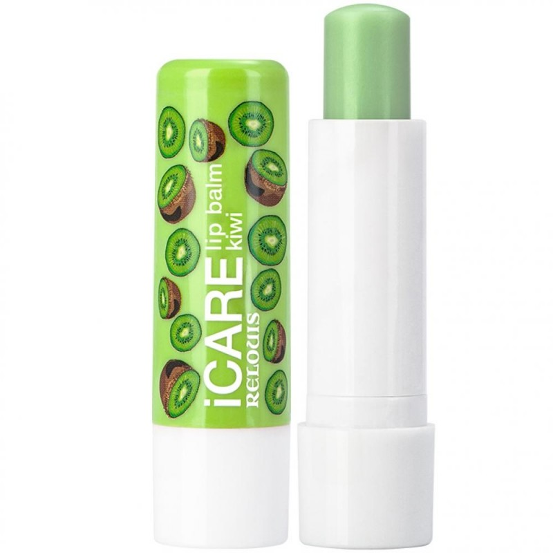 Бальзам-уход для губ iCARE lip balm(kiwi)