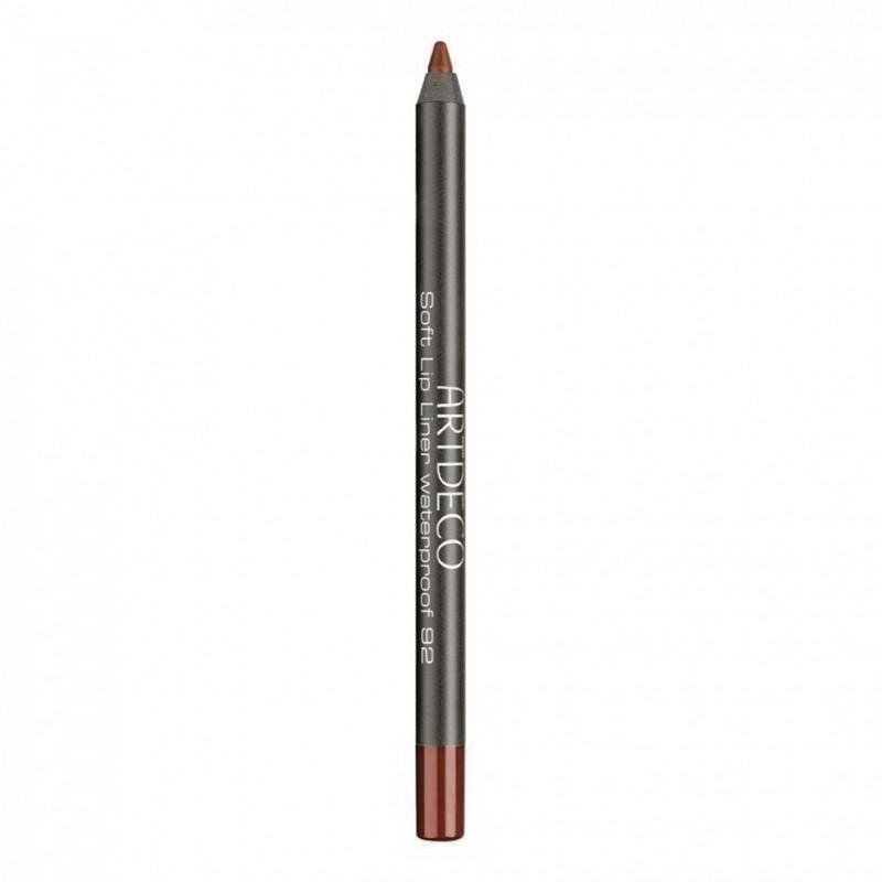 Водостойкий карандаш для губ Soft Lip Liner Waterproof 92  - 1ml Artdeco