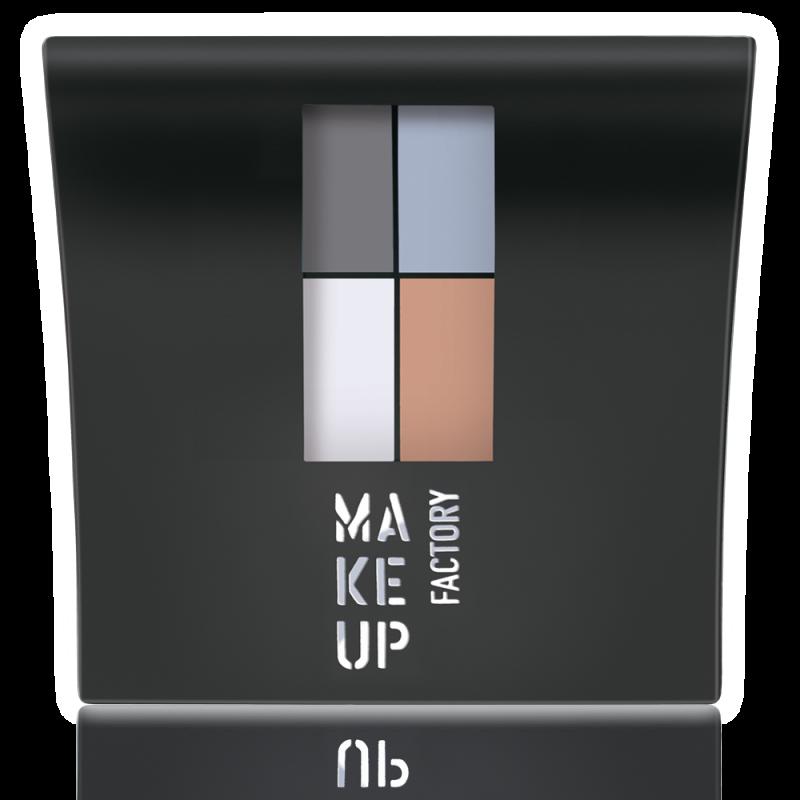 Набор теней Eye Colors № 10 Make Up Factory