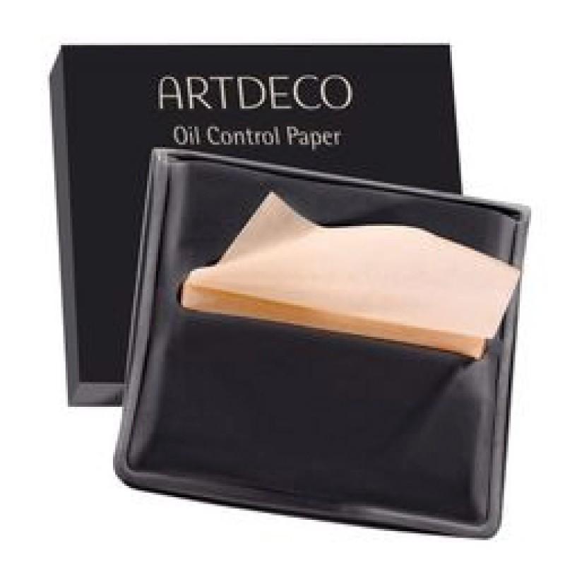 Матирующие салфетки Oil Control Paper Artdeco