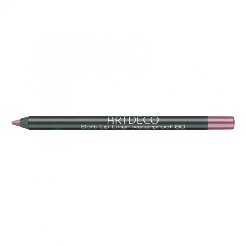Водостойкий карандаш для губ Soft Lip Liner Waterproof 80
