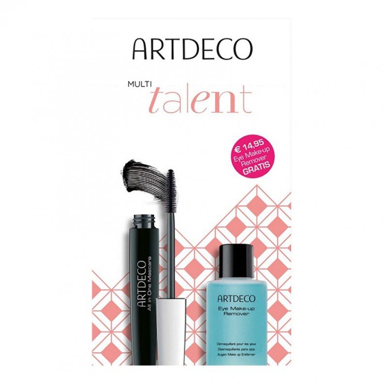 Набор All in One Mascara&Eye Make-up Remover  Artdeco
