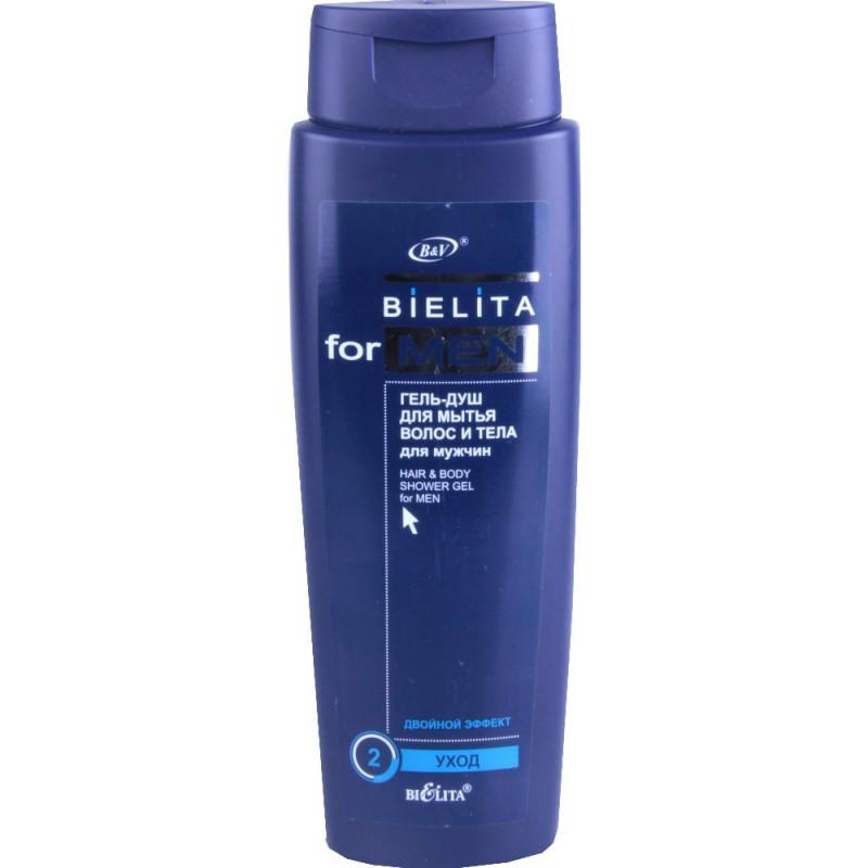 Гель-душ для волос и тела For Men